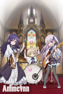 Tenshi no 3P! - Tenshi no Three Piece!, Here comes the three angels 2017 Poster