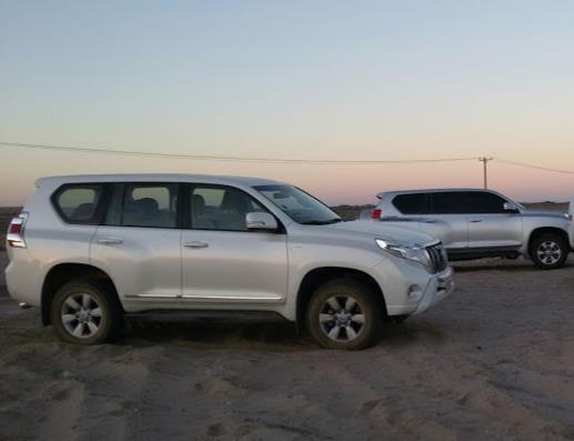 Oman auto da noleggiare: Fuoristrada