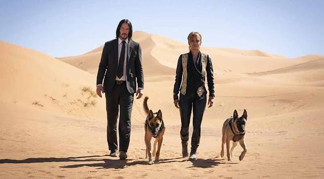 فيلم John Wick 3 يُطيح بـ Endgame من المرتبة الأولى ويقود صدارة البوكس أوفيس العالمي بعائدات ضخمة