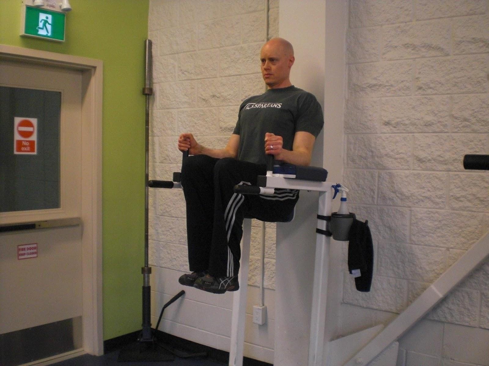 Hanging knee raises with medicine ball - Andrew Heming S Blog 7 Superior Alternatives To 7 Popular Core