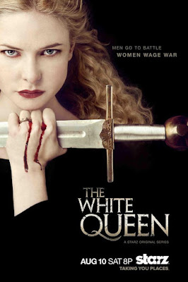 The White Queen (TV Series) S01 DVD R2 PAL Spanish