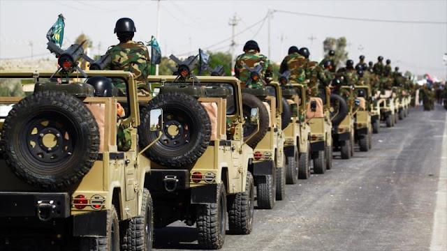 Fuerzas populares de Irak: No toleraremos otra invasión de EEUU