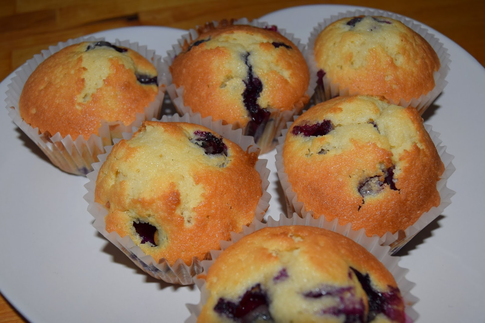 Blueberry Muffins: The Best Muffins I Have Ever Made
