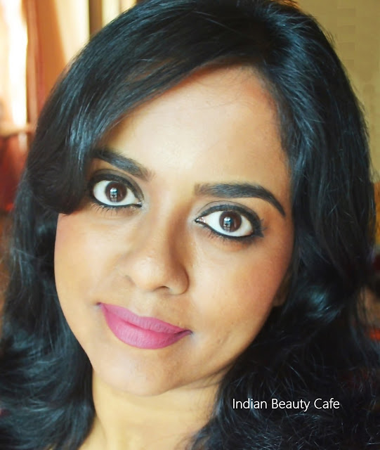 Lakme 9 to 5 Weightless Matte Mousse Lip and Cheek Color Rose Touch LOTD