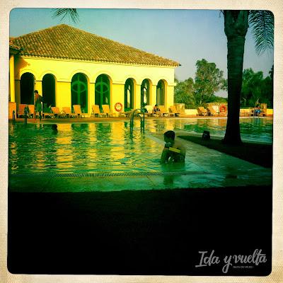 Hotel Almenara Sotogrande piscinas