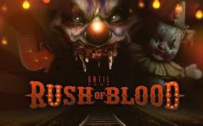 Until Dawn Rush Of Blood PC Game Download