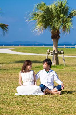 沖縄マタニティフォトビーチ