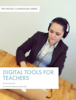 Digital Tools for Teacher Cover