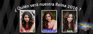 candidatas a reina de feria morelos 2016