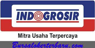 Lowongan Kerja Terbaru Depok : PT Inti Cakrawala Citra (Indogrosir) - Toko & Gudang
