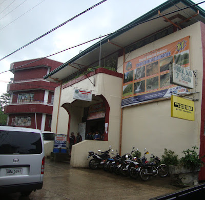 building for tourism in sagada