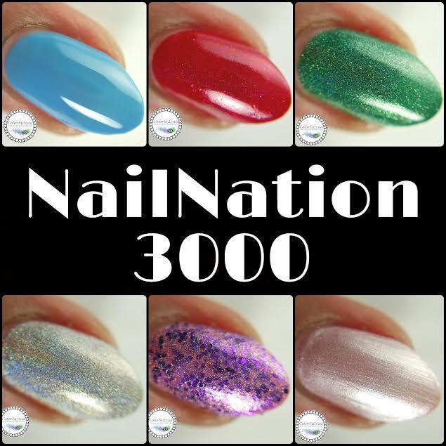 Perfect Spring Shades from NAILNATION 3000 - ColorSutraa
