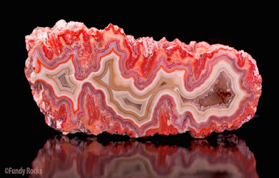 Fortification Agate,Types of Agate With Photos