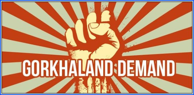 Gorkhaland Statehood Demand