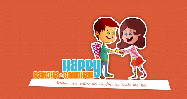 Happy Raksha Bandhan Wallpaper, Raksha Bandhan