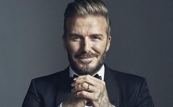 Brewok dan Jambang David Beckham