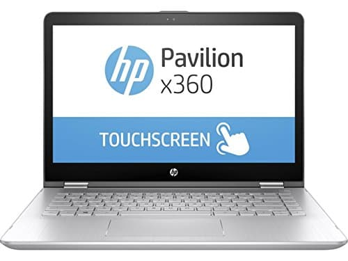 HP Pavilion x360 - 14-ba151tx IntelCoreTM i3-7130U 4 GB DDR4 2 GB DDR3 Dedicated 1 TB 5400 RPM Windows 10 Home-Gadget Media
