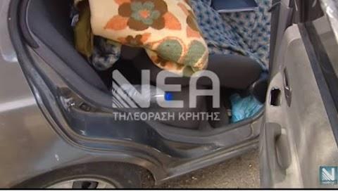 Σε απόγνωση άνεργος στην Κρήτη - Ζει με την τετραμελή οικογένειά του σε αυτοκίνητο (βίντεο)