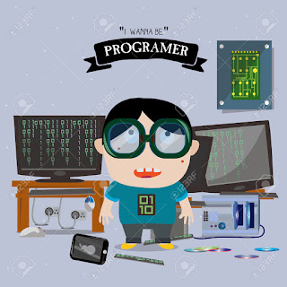 Ternyata tipe seorang programmer dalam membaca buku itu sangatlah berbeda 5 Tipe Programmer Dalam Membaca Buku !