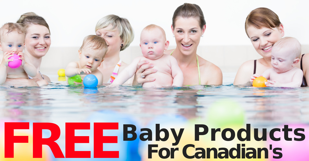 Free Stuff in the mail for Babies in Canada
