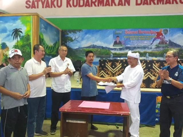 PTSMI Subang Kontrak Pelatih Nasional