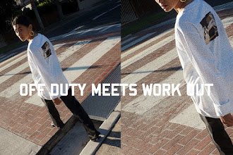 Off Duty Meets Work Out: Shopbop