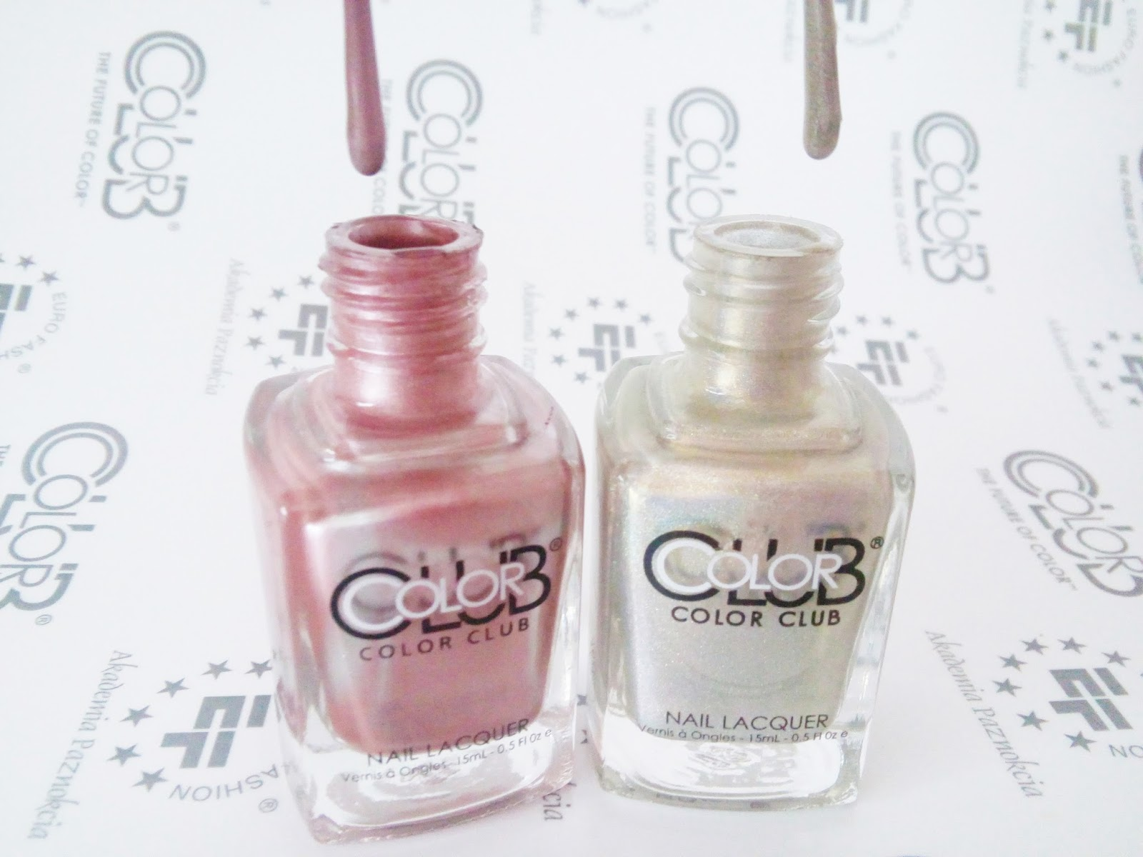 lakier color club  1091, 1088 nail lacquer