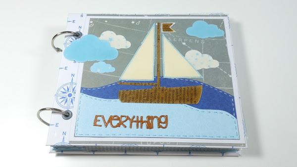 Lbum de fotos con fundas de cd manualidades - Decoracion de album de fotos ...