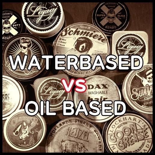 kekurangan amp kelebihan minyak rambut pomade oil based dan