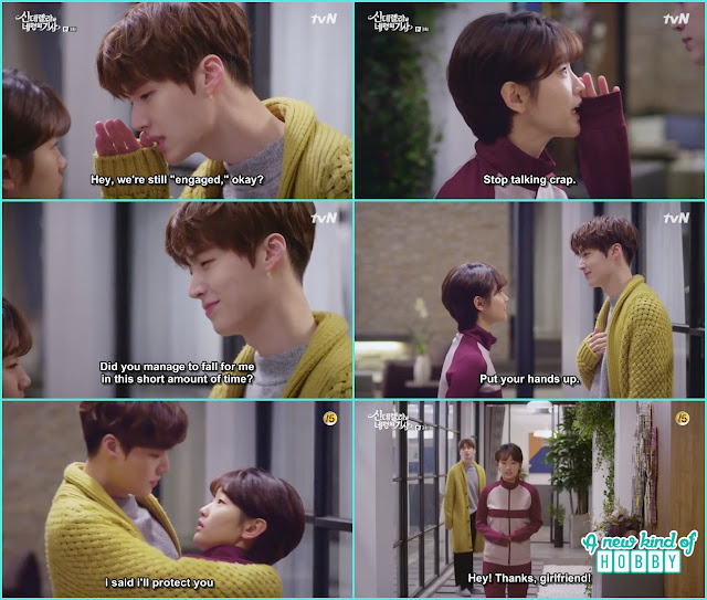 hyun min flirt with ha won  - Cinderella and 4 Knights - Episode 3 Review