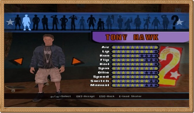 Tony Hawk's Underground 2 PC Games Gameplay