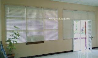 horisontal blind, vertical blinds, blinds, curtain, tirai, minimalis