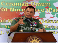 JLEB! Panglima TNI Gatot Nurmantyo: Ngapain Saya Baca Dokumen 1965 Milik AS?