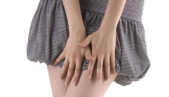 Ilustrasi organ intim wanita
