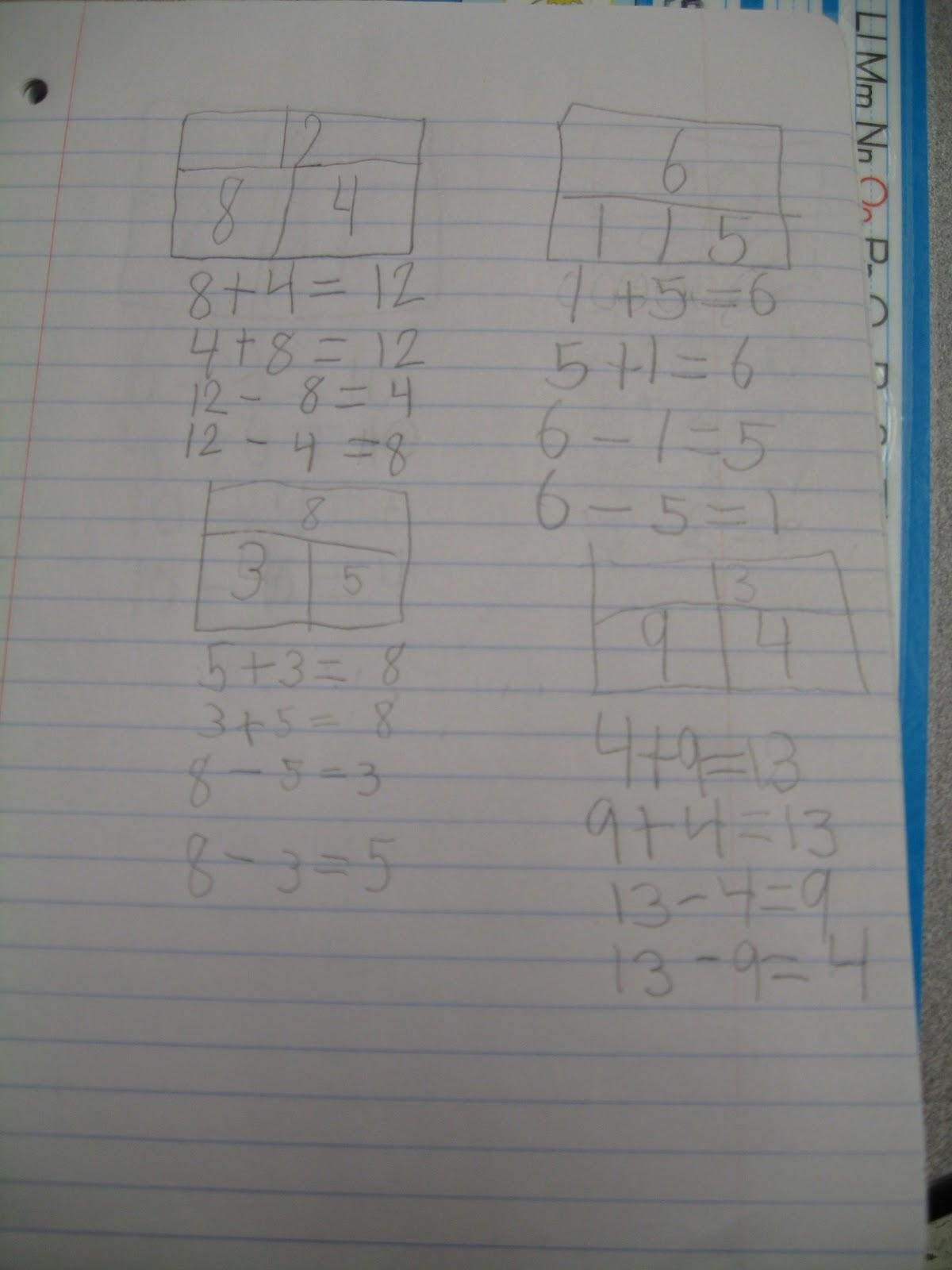 Daily Math Calendar And Math Journals