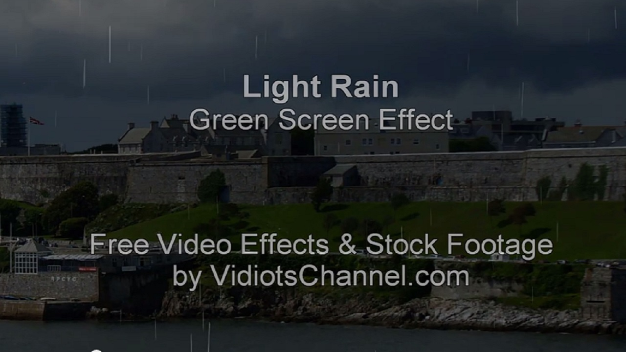 Vidiots Channel Free Video Project / Free green screen