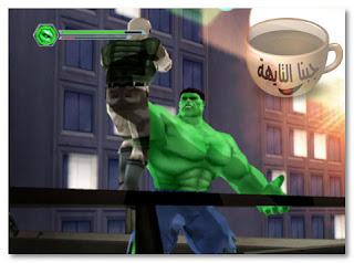 تحميل لعبة الرجل الاخضر كاملة hulk للكمبيوتر والاندرويد مجانا