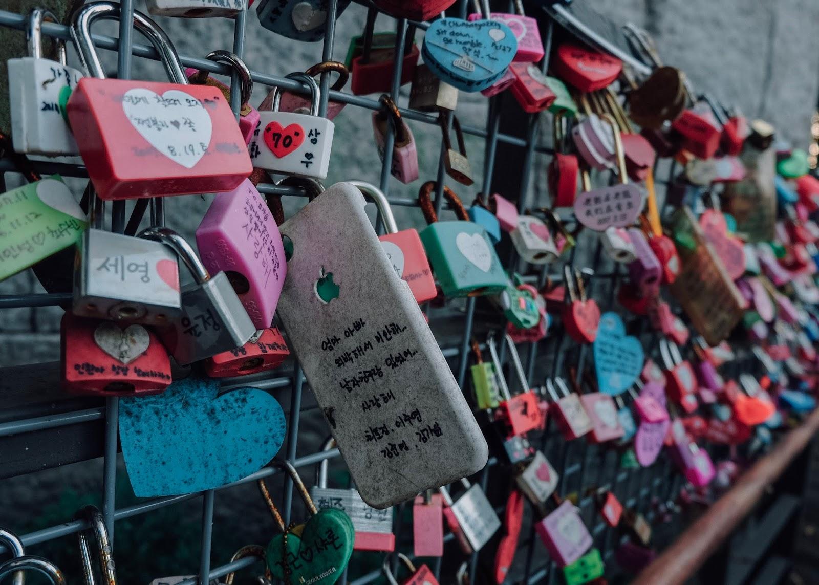 Namsan Seoul Tower Seoul Korea Curitan Aqalili