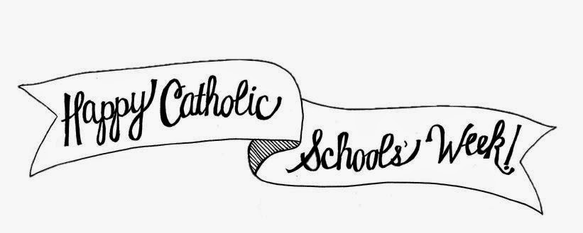 Look to Him and be Radiant: Catholic Schools' Week Thank