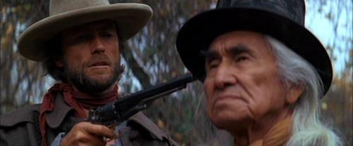 Clin Eastwood, el fuera de la ley