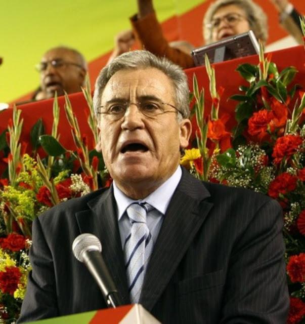 Portugal | Jerónimo de Sousa sobre escolhas