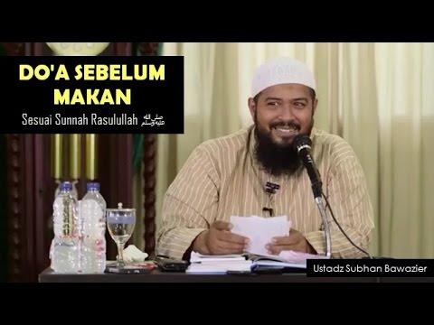 Download Doa Sebelum Makan Dan Minum Sunnah