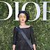 Chisaki Hatakeyama posa para fotos no lançamento da exibição 'Christian Dior, couturier du rêve' comemorando 70 anos de criação, em Paris, França – 03/07/2017