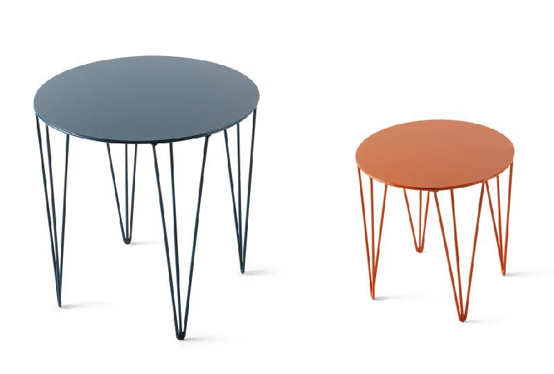 Tavolino Chele Diam.35cm by Atipico