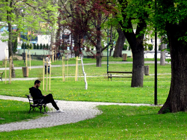 Gradski Park in Tuzla