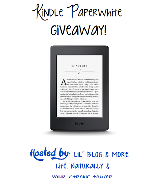 Pixiechronicle - Lifestyle and Entertainment: Kindle Paperwhite Giveaway