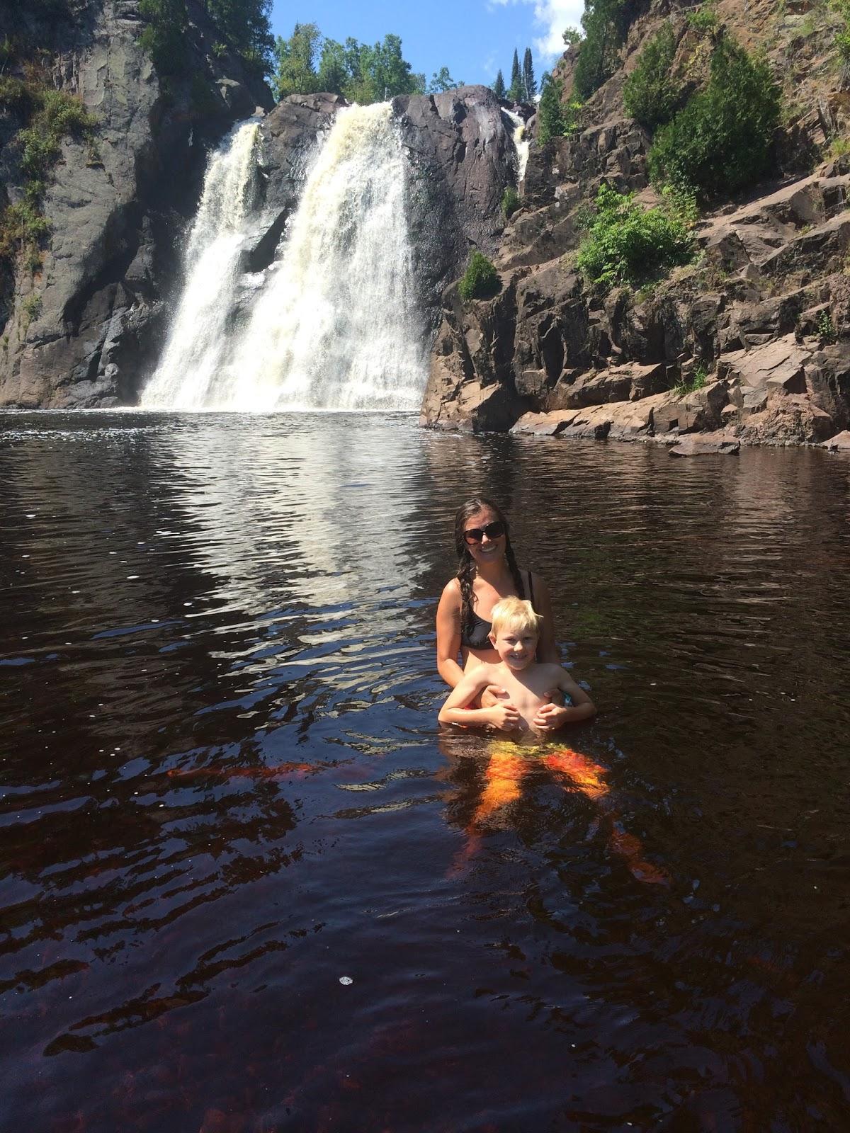 Jessica Hulse: Vacation in Northern Minnesota