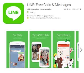 https://play.google.com/store/apps/details?id=jp.naver.line.android&hl=en