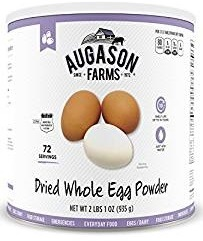 Whole Eggs Powder