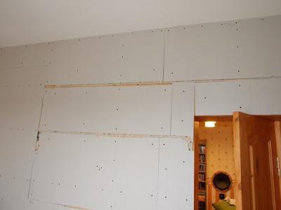 задняя стенка стеллажа, слой 2